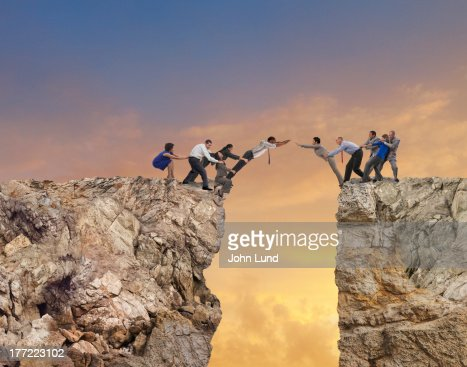 Bridging The Gap With Teamwork