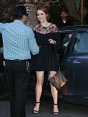 Bridgit Mendler is seen on April 29 2016 in Los Angeles California