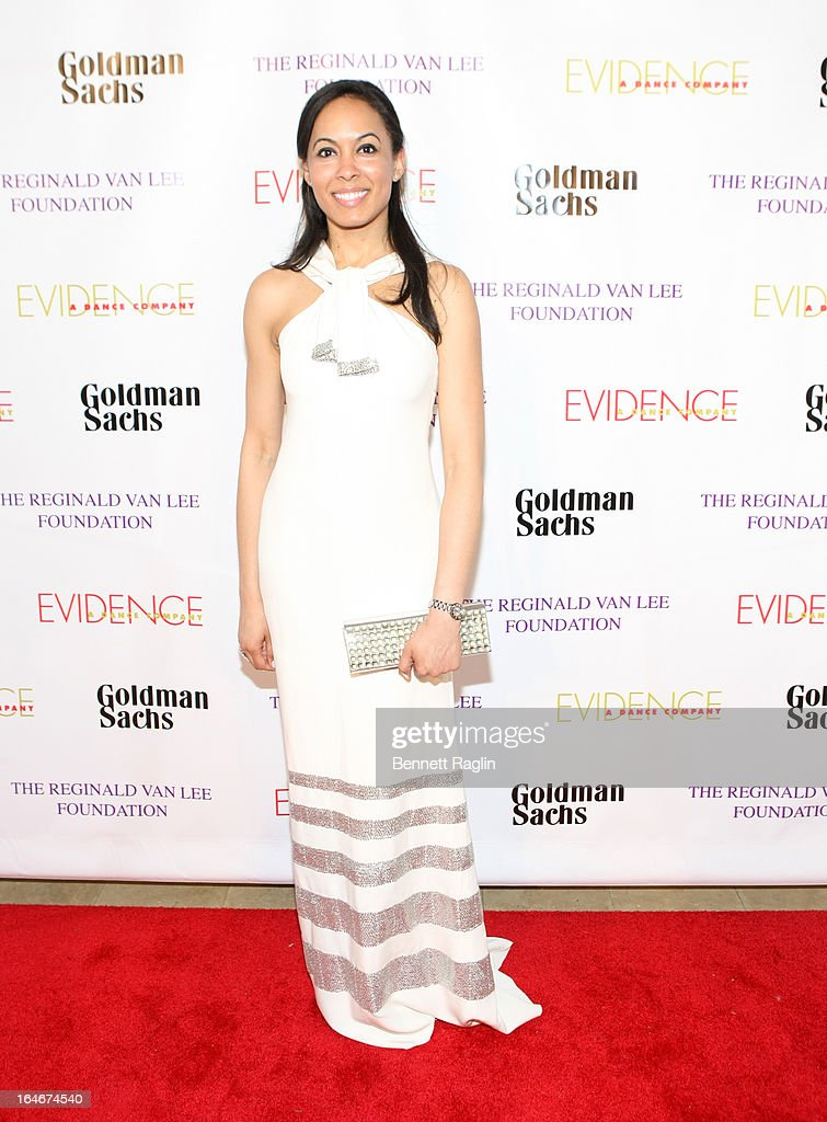 Brie Bythewood attends the Evidence, A Dance Company 9th annual Torch Ball at The Plaza Hotel on March 25, 2013 in New York City.