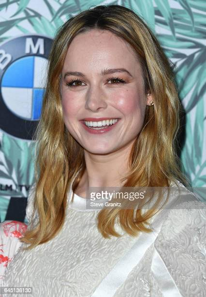 Brie Larson arrives at the 10th Annual Women In Film PreOscar Cocktail Party at Nightingale Plaza on February 24 2017 in Los Angeles California