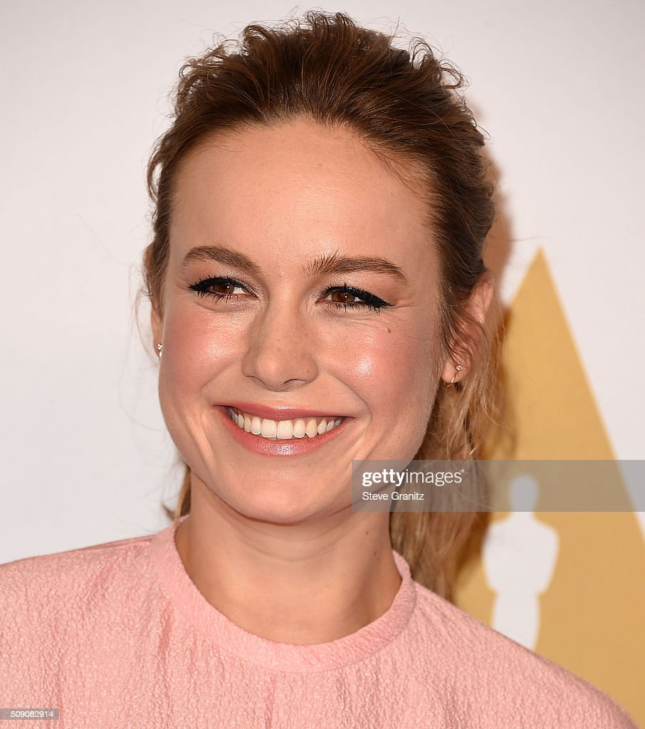 <a gi-track='captionPersonalityLinkClicked' href=/galleries/search?phrase=Brie+Larson&family=editorial&specificpeople=171226 ng-click='$event.stopPropagation()'>Brie Larson</a> arrives at the 88th Annual Academy Awards Nominee Luncheon on February 8, 2016 in Los Angeles, California.