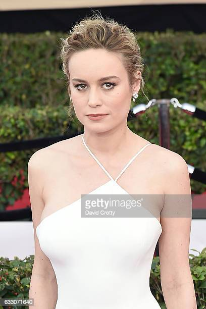Brie Larson attends the 23rd Annual Screen Actors Guild Awards at The Shrine Expo Hall on January 29 2017 in Los Angeles California