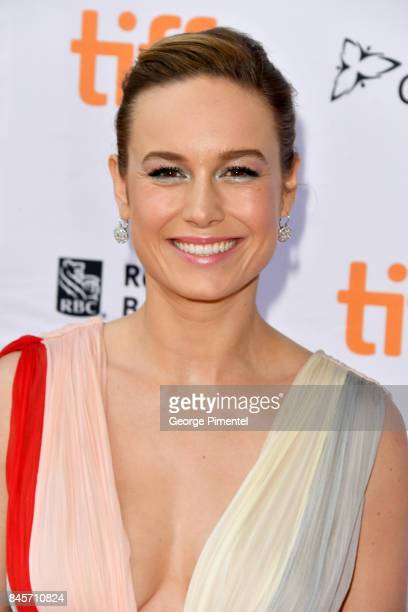 Brie Larson attends the 'Unicorn Store' premiere during the 2017 Toronto International Film Festival at Ryerson Theatre on September 11 2017 in...