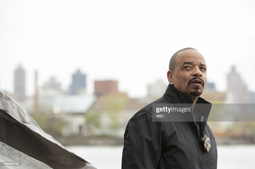 UNIT -- 'Brief Interlude' Episode 1423 -- Pictured: Ice-T as Detective Odafin 'Fin' Tutuola --