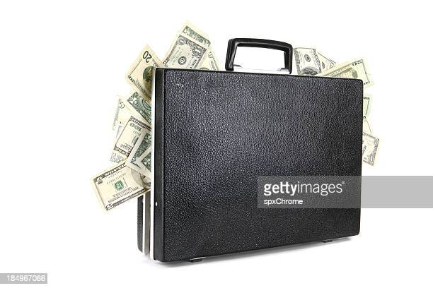 Briefcase full of Cash