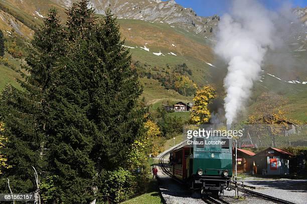 Brienzerrothornbahn,Bernese alps