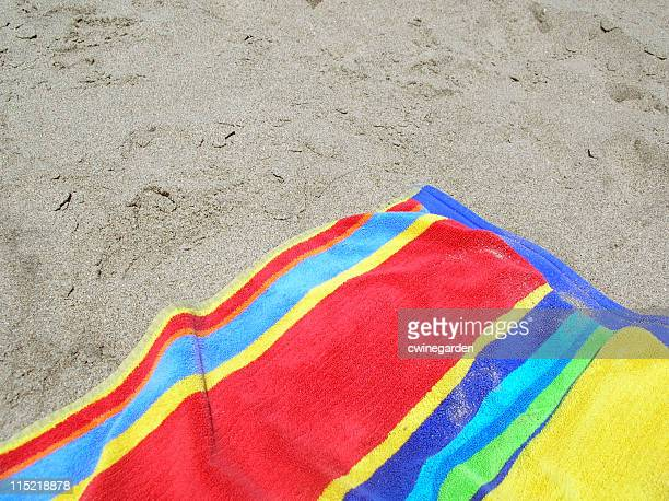 Helle beach towel