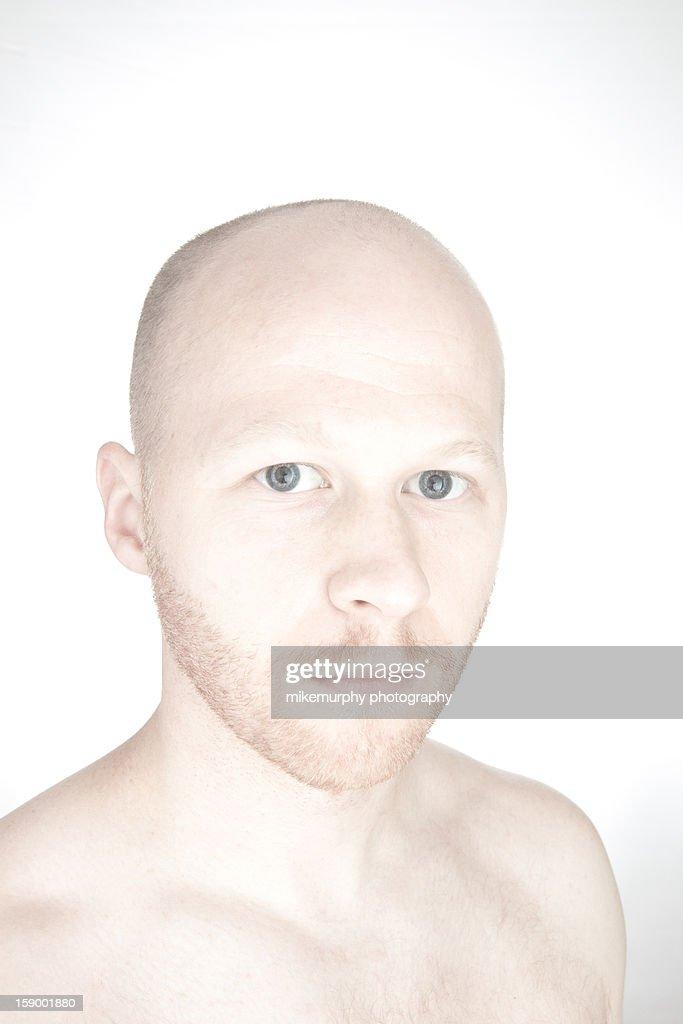 Bright Face : Stock Photo