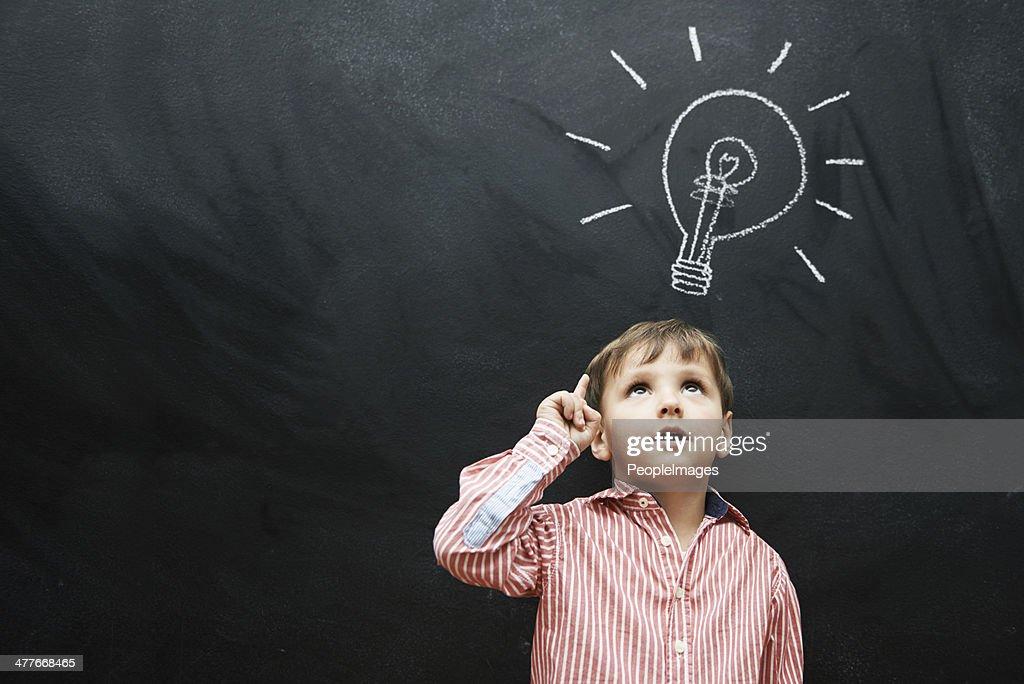 Bright ideas for a brighter future