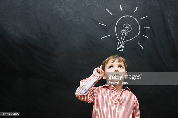 Bright ideas for a brighter future