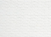 White brickwall. More walls in the lightboxes: