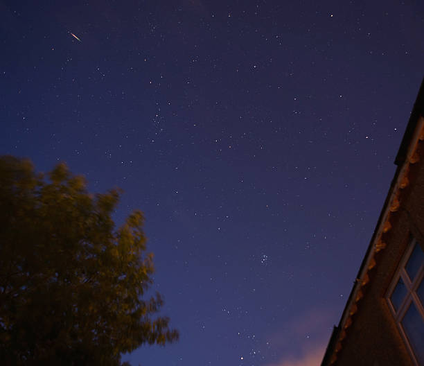 The Annual Perseid Meteor Shower Photos and Images   Getty