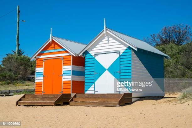 Brighton Beach, Melbourne Australia