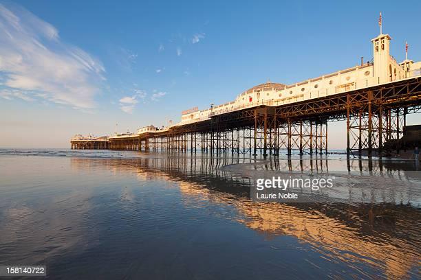 Brighton Pier, Sussex, England