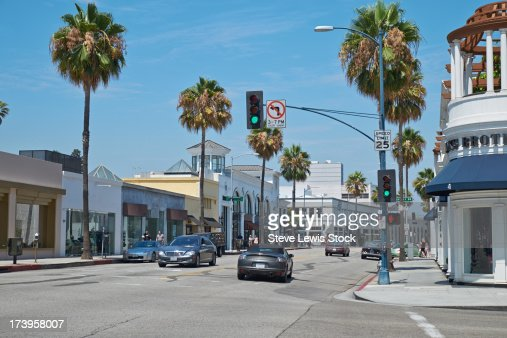Brighton Way and Rodeo Drive