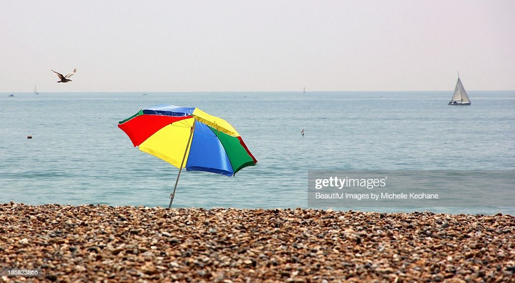 Brighton-Sun Parasol