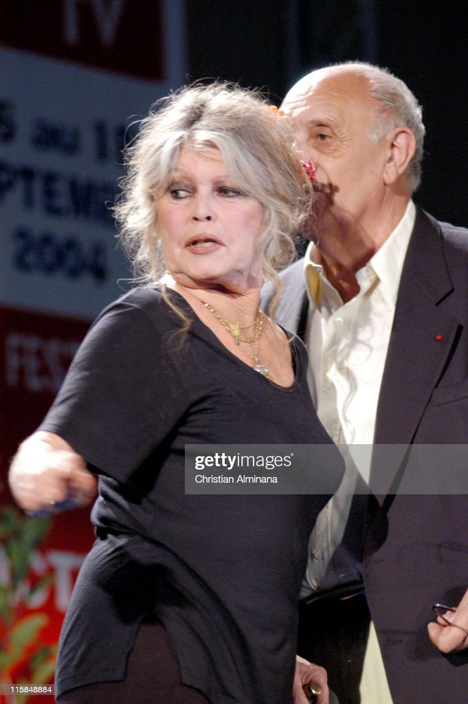 Brigitte Bardot during 2004 St Tropez TV Festival - Evening Award in St Tropez, France.
