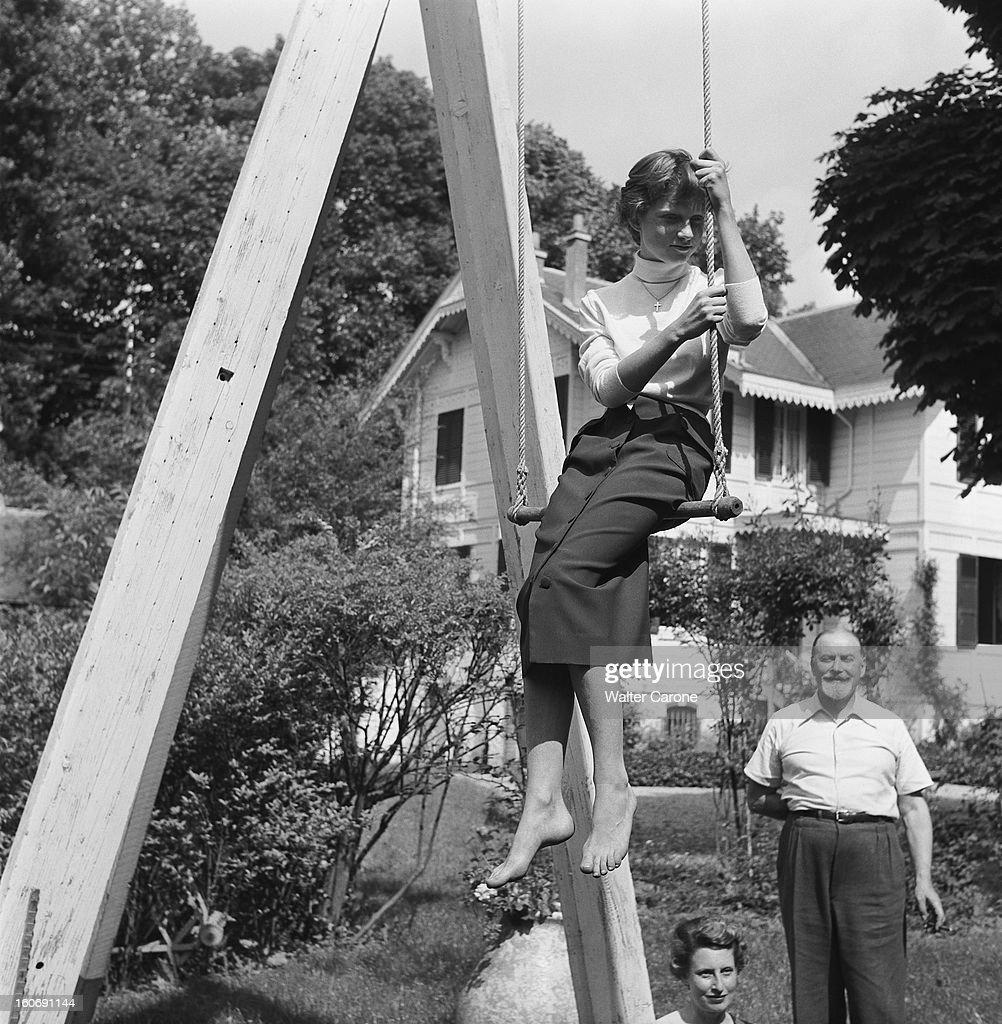 Brigitte bardot getty images for Maison familiale