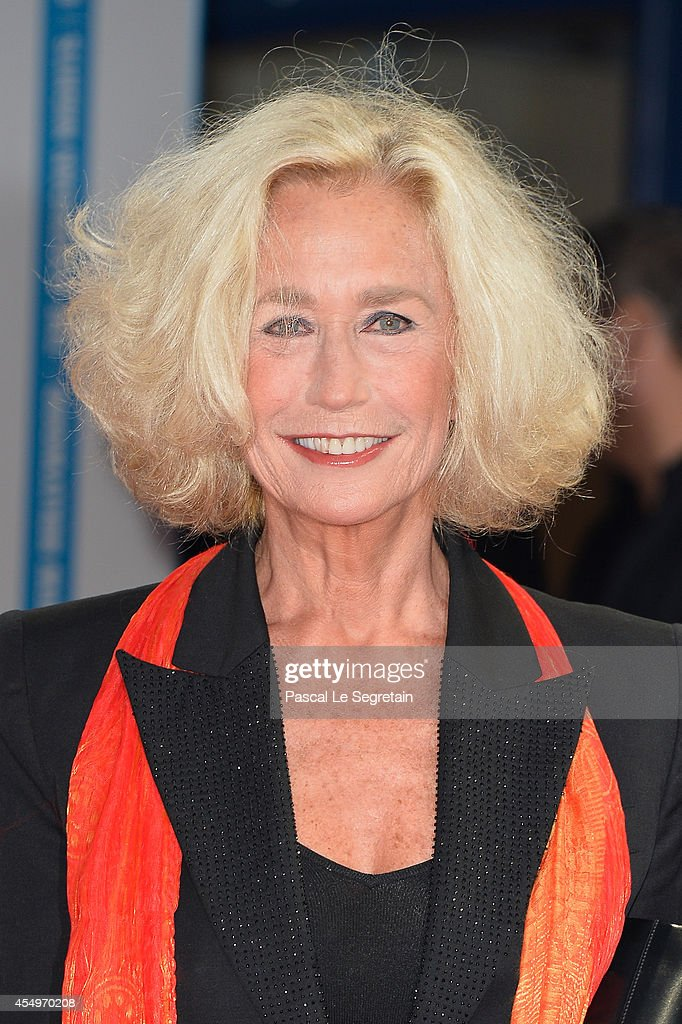 Brigitte Fossey attends the 'Camp XRay' Premiere and Tribute To John McTiernan on September 8 2014 in Deauville France