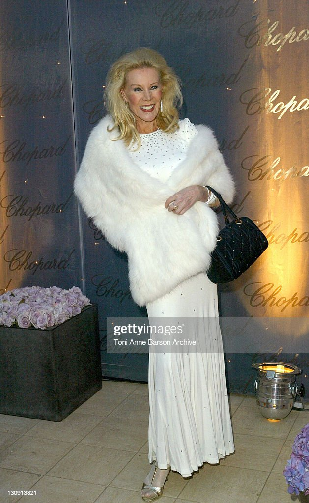 Brigitte Fossey during 2004 Cannes Film Festival Trophee Chopard Ceremony at Beach Casino in Cannes France