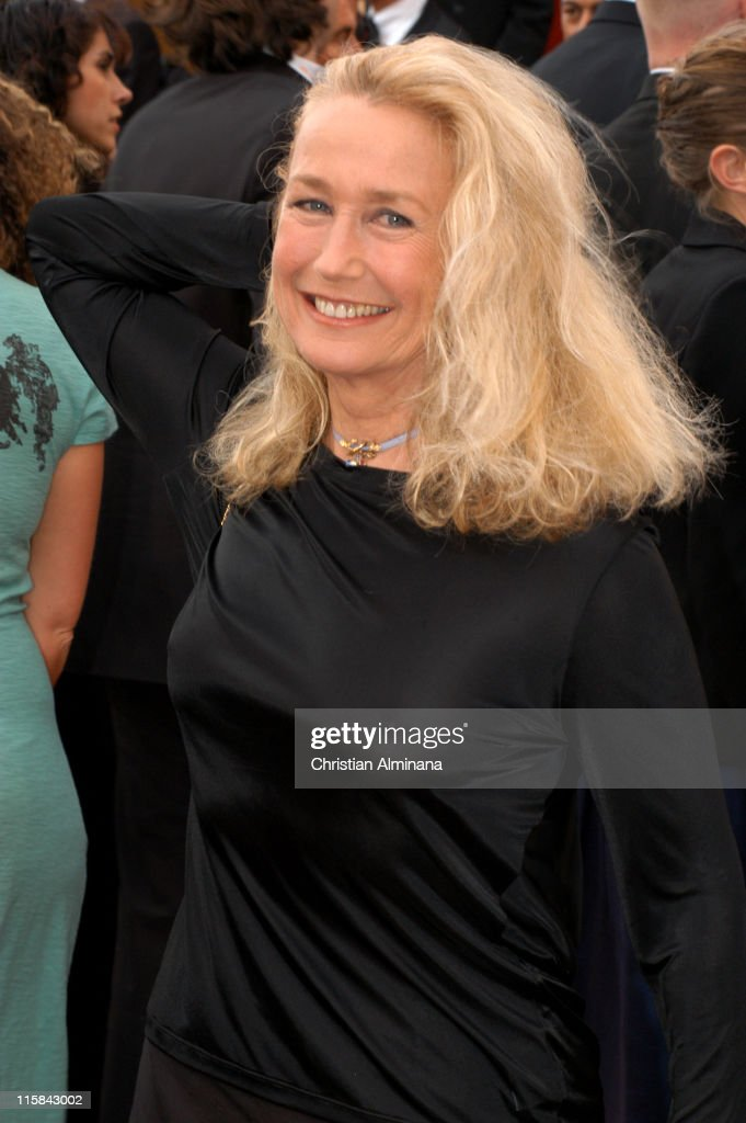 <a gi-track='captionPersonalityLinkClicked' href=/galleries/search?phrase=Brigitte+Fossey&family=editorial&specificpeople=587171 ng-click='$event.stopPropagation()'>Brigitte Fossey</a> during 2005 Cannes Film Festival - 'Broken Flowers' Premiere at Le Palais de Festival in Cannes, France.