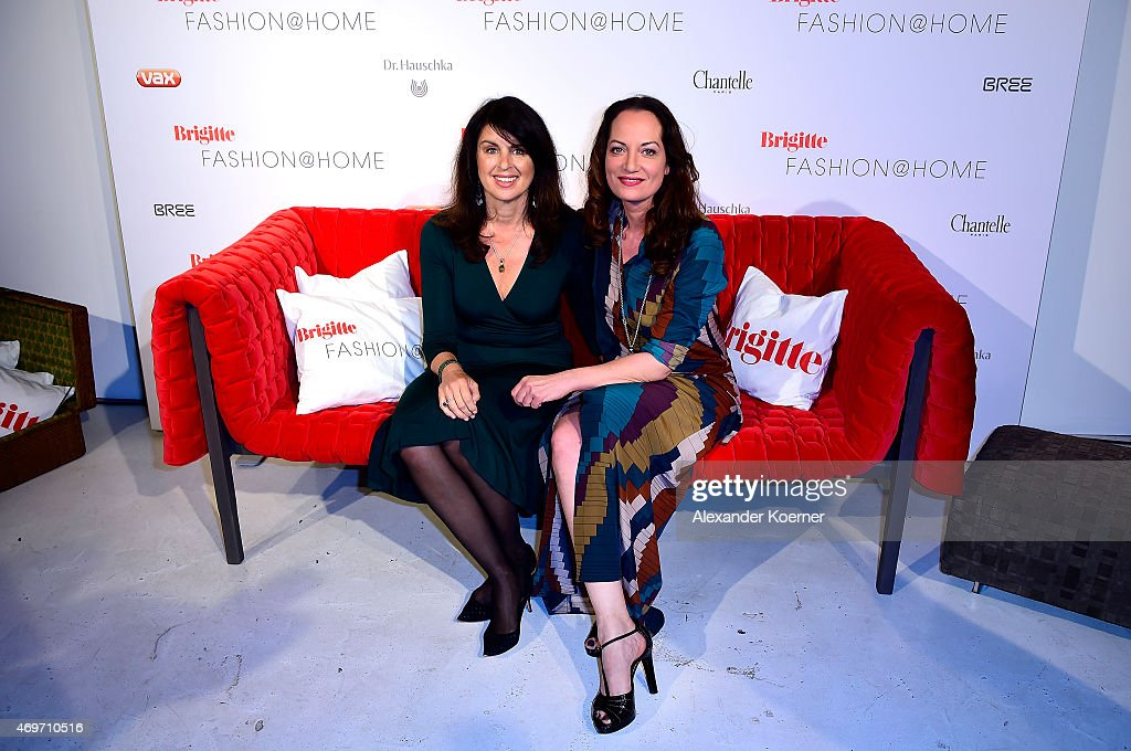 brigitte fashion home getty images. Black Bedroom Furniture Sets. Home Design Ideas