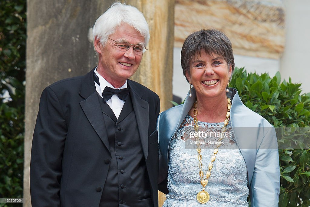 Bayreuth Festival Opening 2014