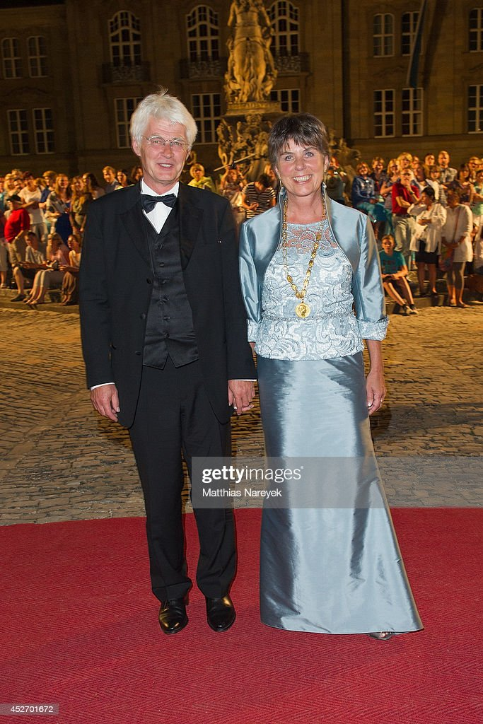 Bayreuth Festival Opening 2014 - State Banquet