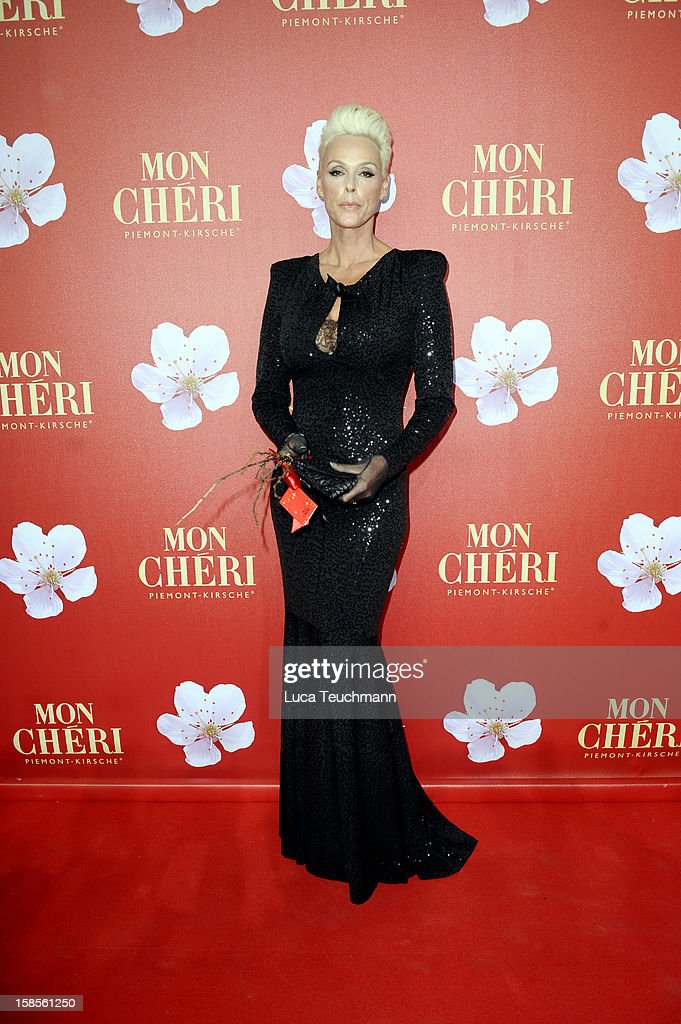 Brigitte Nielsen attends the Barbara Tag 2011 on December 03, 2011 in Munich, Germany.