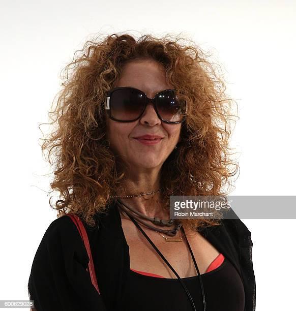 Brigitte Segura attends Michelle Helene presentation September 2016 during New York Fashion Week at Pier 59 Studios on September 7 2016 in New York...