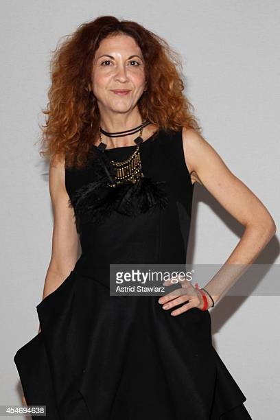 Brigitte Segura attends the Mark And Estel fashion show during MercedesBenz Fashion Week Spring 2015 at The Salon at Lincoln Center on September 5...