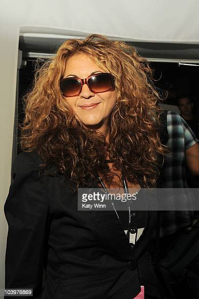 Brigitte Segura is seen around Lincoln Center during MercedesBenz Fashion Week on September 10 2010 in New York City