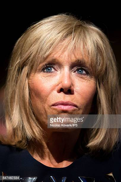 Brigitte Trogneux Stock Photos and Pictures | Getty Images