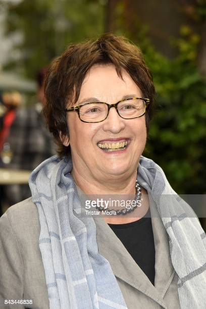 Brigitte Zypries attends the Cinema 'delphi LUX' opening on September 6 2017 in Berlin Germany