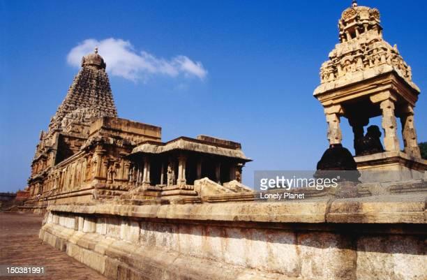 Brihadishwara Temple - Thanjavur (Tanjore), Tamil Nadu
