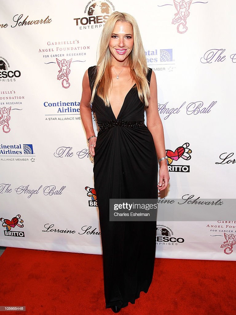 Brinah Milstein attends the 2010 Angel Ball to Benefit Gabrielle's Angel Foundation at Cipriani Wall Street on October 21, 2010 in New York City.
