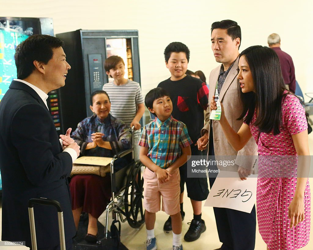 BOAT - 'Bring the Pain' - Louis' estranged brother, Gene (Ken Jeong), comes to visit, and he has big news to share with the family. And Eddie tries to find creative ways to watch the latest Chris Rock age-inappropriate stand-up comedy special despite his parents' and brothers' disapproval, on the season finale of ABC's 'Fresh Off the Boat,' airing on TUESDAY, MAY 24 (8:00-8:30 p.m. EDT). KEN