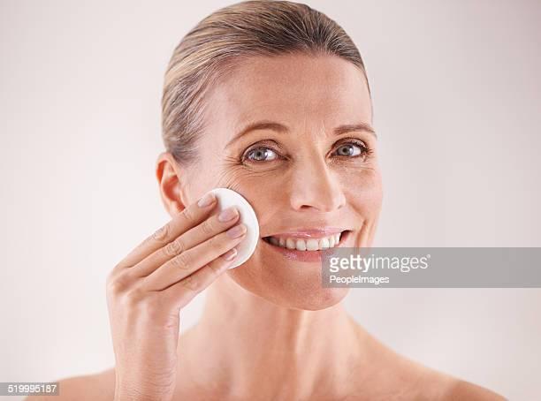 Renouvelle la peau