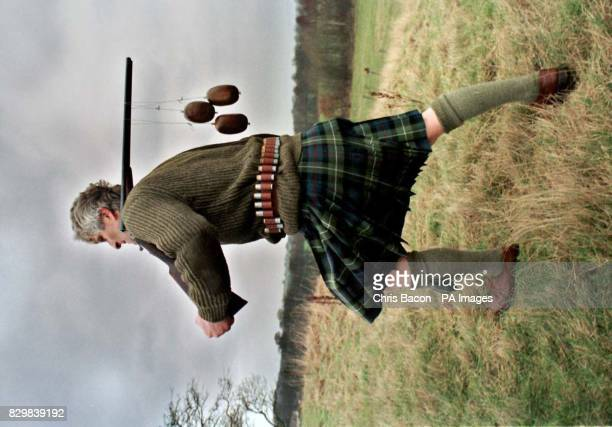 Bringing home the Haggis ready for Burns Night which celebrates the Bard's 200th anniversary Scots all over world will be toasting their hero's birth...