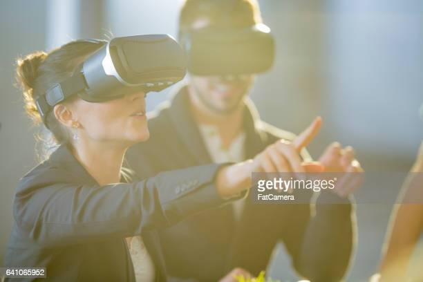Bringing VR to the Office