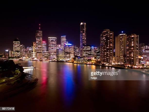 La ciudad de Brisbane