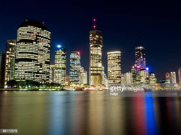 Brisbane Nighttime
