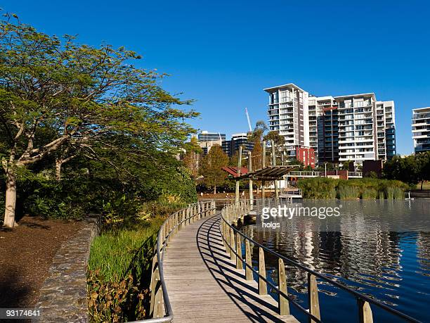Brisbane Roma Street Parklands