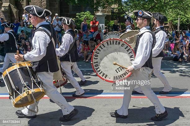 Bristol Contea Fifes e tamburi
