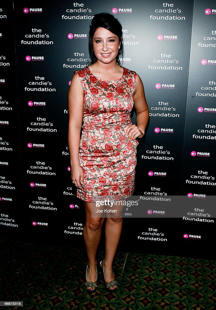 Bristol Palin attends The Candie's Foundation Event To Prevent at Cipriani 42nd Street on May 5, 2010 in New York City.
