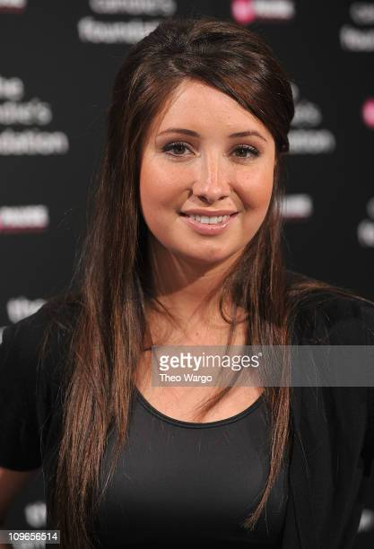 Bristol Palin attends ' The Harsh Truth Teen Moms Tell All' Town Hall Meeting sposored by The Candie's Foundation at Lighthouse International...