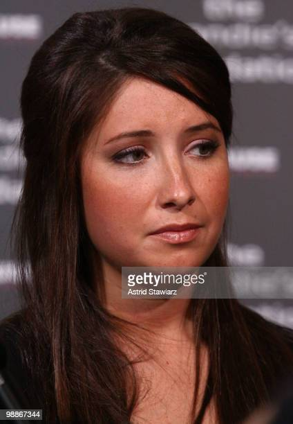 Bristol Palin attends' The Harsh Truth Teen Moms Tell All' Town Hall Meeting sponsored by The Candie's Foundation at Lighthouse International...