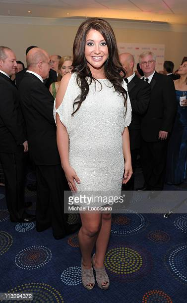 Bristol Palin attends the TIME/CNN/People/Fortune White House Correspondents' dinner cocktail party at the Washington Hilton on April 30 2011 in...
