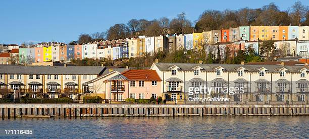 Bristol UK Harbourside Homes