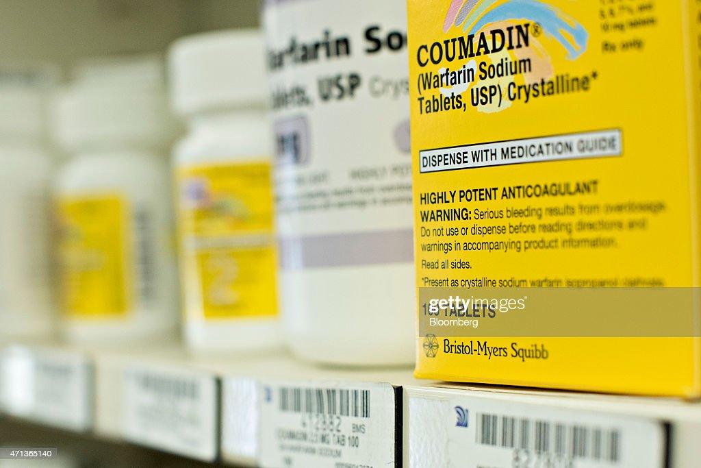 coumadin anticoagulant medication essay